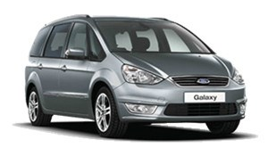 Ford Galaxy de NAVIPLUS