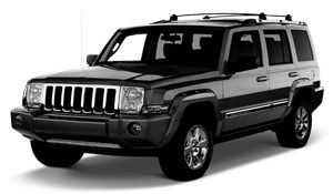 Jeep Commander de NAVIPLUS